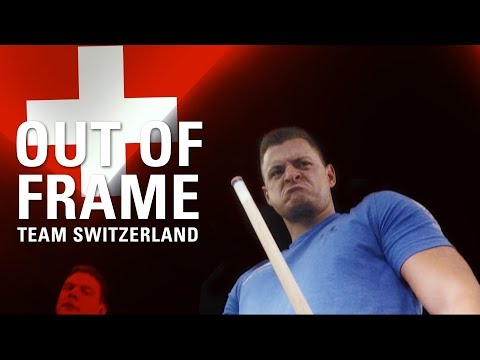 Out of Frame with... Team Switzerland