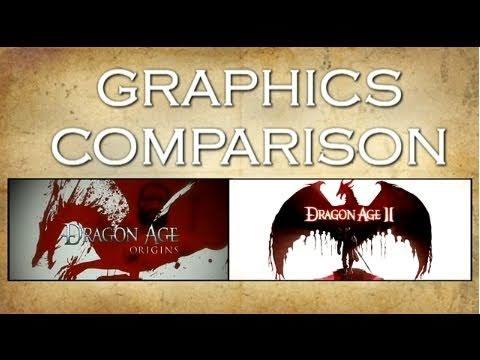 Dragon Age: Origins vs Sequel Graphics Comparison - UCKy1dAqELo0zrOtPkf0eTMw