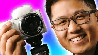 The PERFECT beginner camera! - Sony ZV-E10
