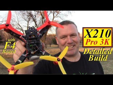 X210 Pro 3K (F4) Detailed Build Video from Banggood - UC92HE5A7DJtnjUe_JYoRypQ