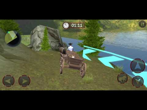 Horse Cart Farm Transport(By Freaking Games) Android Gameplay[HD]