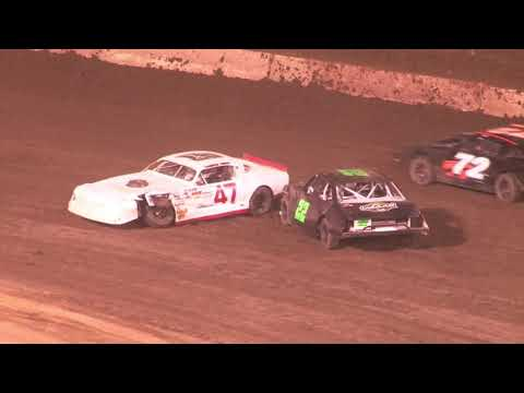 Perris Auto Speedway Street Stock Main Event   7-24-21 - dirt track racing video image