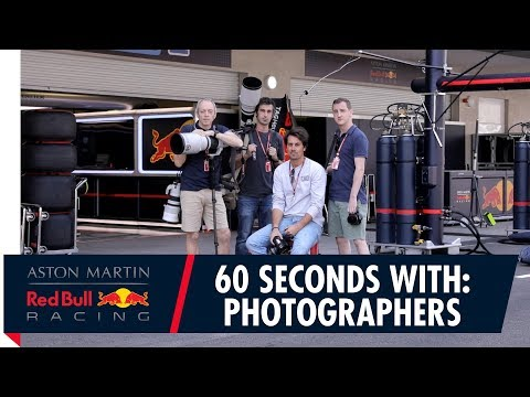 60 Seconds With: The Photographers