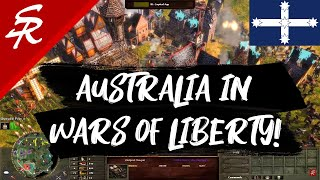 Australia in Wars of Liberty! | Classic & Casual | Age of Empires III