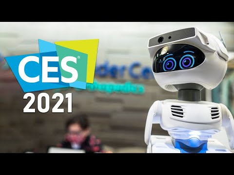 Top 10 New Tech Launched at CES 2021 | LG | Samsung | TCL
