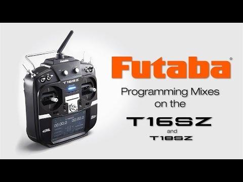 Futaba 16SZ Programming Mixes: Tips & How To's - default
