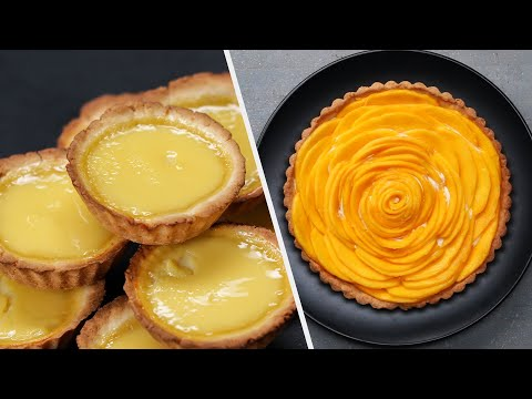 5 Tart Recipes To Satisfy Your Sweet Tooth ?Tasty