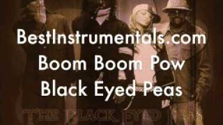 Download lagu black eyed peace boom boom pow.