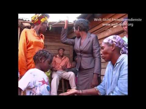 Welt-Sicht Projekt: 415187-Compassionate hands / Kenia