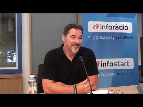 InfoRádió - Aréna - Gyulay Zsolt - 2021.07.23.