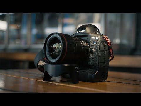 Videorecenze Canon EOS 1D X Mark III tělo