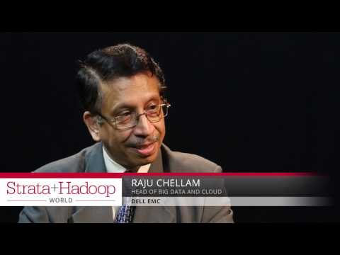 Big data answering healthcare's biggest inquiries with Raju Chellam (Dell EMC)