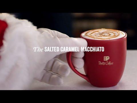 Peet's Coffee | The Salted Caramel Macchiato