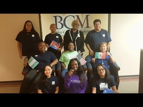 Welcome to Baylor College of Medicine Diversity Week 2016