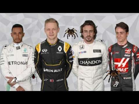 Grid Confessions: What Scares F1 Drivers""