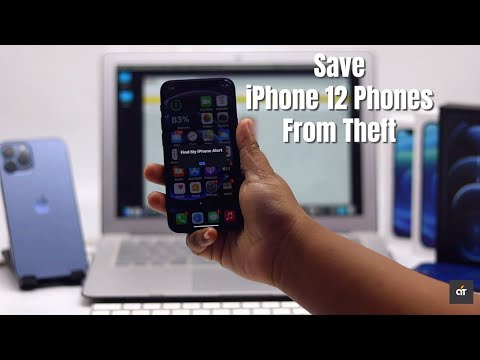 Save your iPhone 12 from Theft| Enable Lost Mode on iPhone 12, 12 Mini, 12 Pro Max 2021