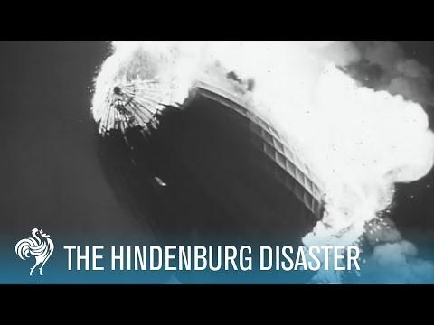 Hindenburg Zeplin Felaketi (1937)
