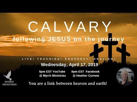 Journey With Jesus On Calvary