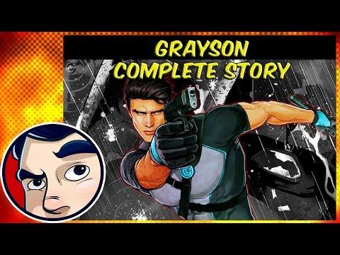 "Grayson (Nightwing) ""Gun Goes Off"" - Complete Story | Comicstorian - UCmA-0j6DRVQWo4skl8Otkiw"