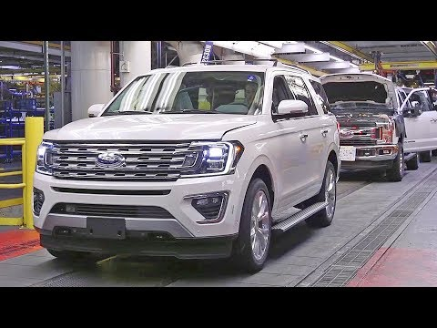 2018 Ford Expedition Manufacturing
