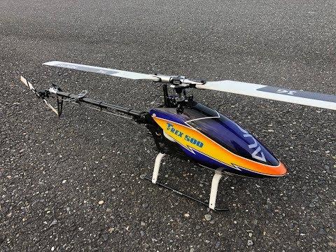 Align Trex500 Pro DFC Helicopter 3D fun - UCLqx43LM26ksQ_THrEZ7AcQ