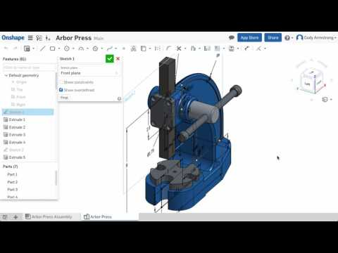 What's New in Onshape (February 13th, 2017)  Decimal Places