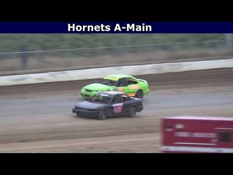 Grays Harbor Raceway, August 20, 2021, Hornets A-Main - dirt track racing video image