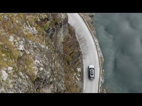 Takbox Designad av Volvo Cars