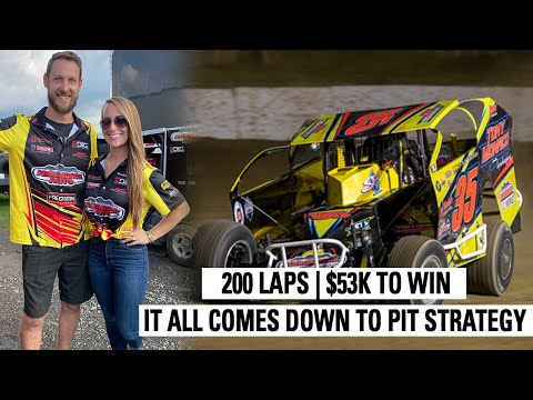 $53k On The Line At Fonda Speedway! - dirt track racing video image