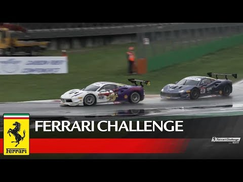 Ferrari Challenge APAC 2018 - Race 1 - Finali Mondiali at Monza