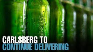 NEWS: Carlsberg eyes earnings growth in 2H