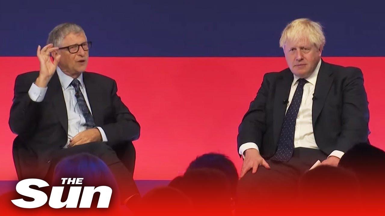 LIVE: Boris Johnson hosts UK global investment summit