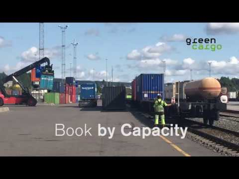 Book by Capacity Green Cargo in Norway