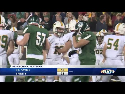 St.X holds off Trinity, after the Shamrocks make a late game push