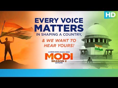 Pledge for a cause | Mahesh Thakur | Modi 2- CM to PM