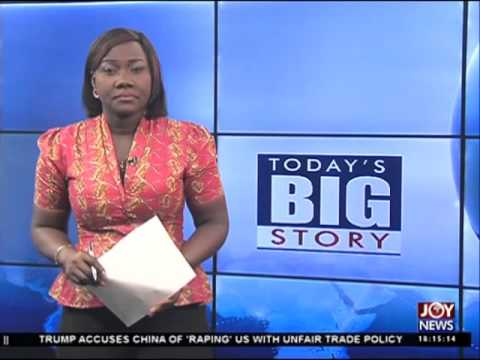 Matters arising in the Limited Voters Registration - Today's Big Story (2-5-16)