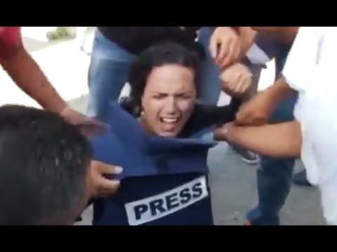 Journalist hit by stun grenade covering West Bank clashes