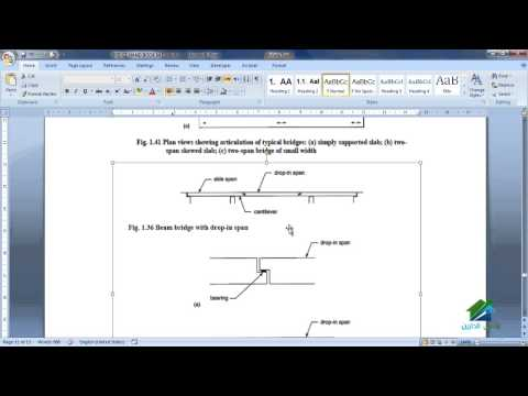 Design of bridges course | Aldarayn Academy | Introduction