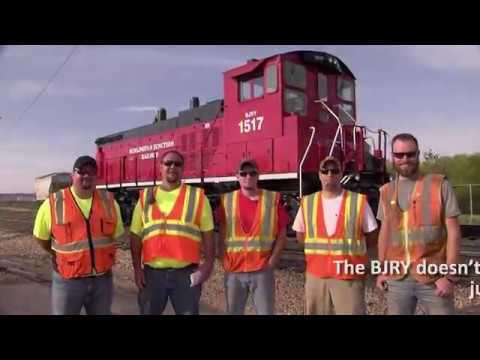 Congratulations to Burlington Junction Railway, BNSF's Shortline of the Year