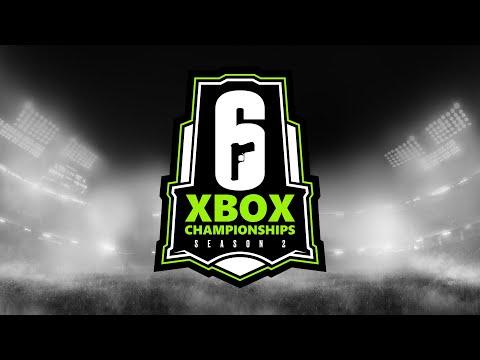 Xbox Championships #2   FINALE Tag 1   #R6SXboxchampionships