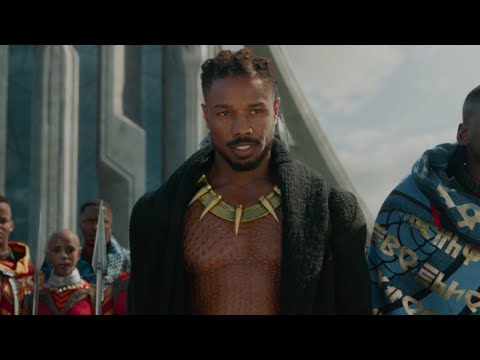 How Killmonger Can Wear the Black Panther Suit - default