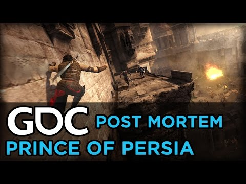 Classic Game Post Mortem: Prince of Persia - default