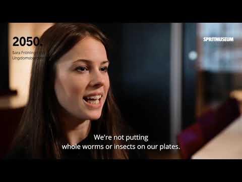 Framtidens Mat & Dryck  - Min framtid 2050