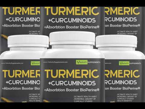 What's Better than Turmeric VELOCITY Supplements