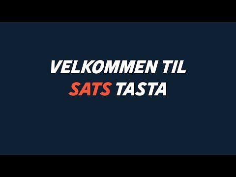 Velkommen til SATS Tasta