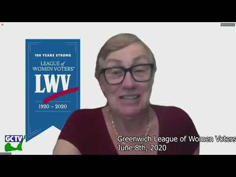 League of Women Voters Interviews Chief of Police Jim Heavey, March 9, 2020