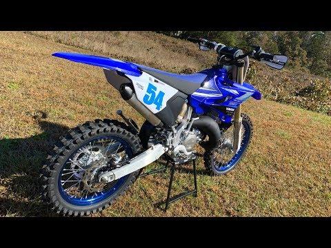 First Ride 2020 Yamaha YZ125X 2 Stroke - Motocrosss Action Magazine