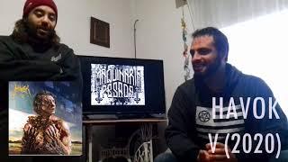 Discos De Cuarentena - Episodio 26 - Lucas y Manuel de Maquinaria Pesada