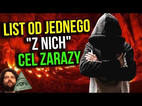 """Znowu Napisał do mnie """"Jeden z Nich""""! Ujawnił Cel Zarazy i Przyszłość Polski - Przepowiednie 2021 PL"""