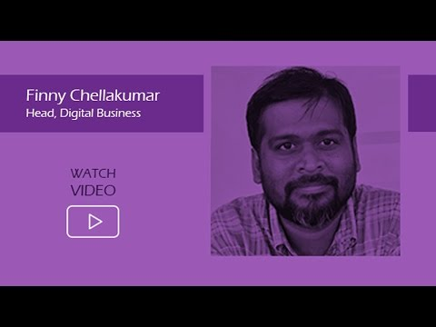 Finny Chellakumar at Aspire Systems Digital